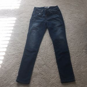 Gently worn jeans
